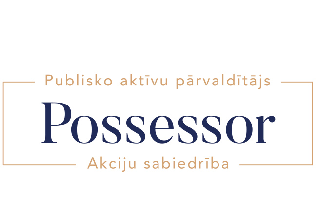possessor logo r
